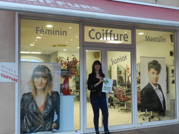 Salon de coiffure STYLES ET TENDANCES - Saint-Nazaire les Eymes