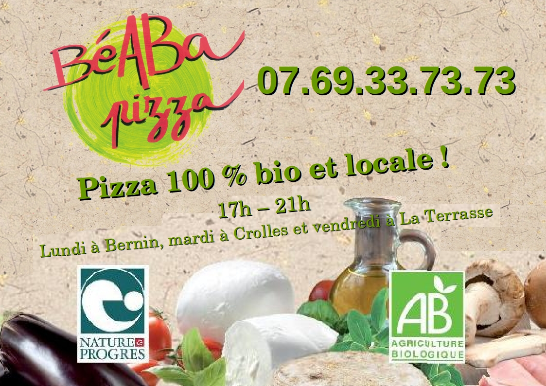 BEABA PIZZA à Bernin