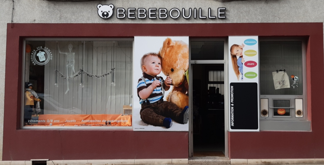 Boutique BEBEBOUILLE - Lancey