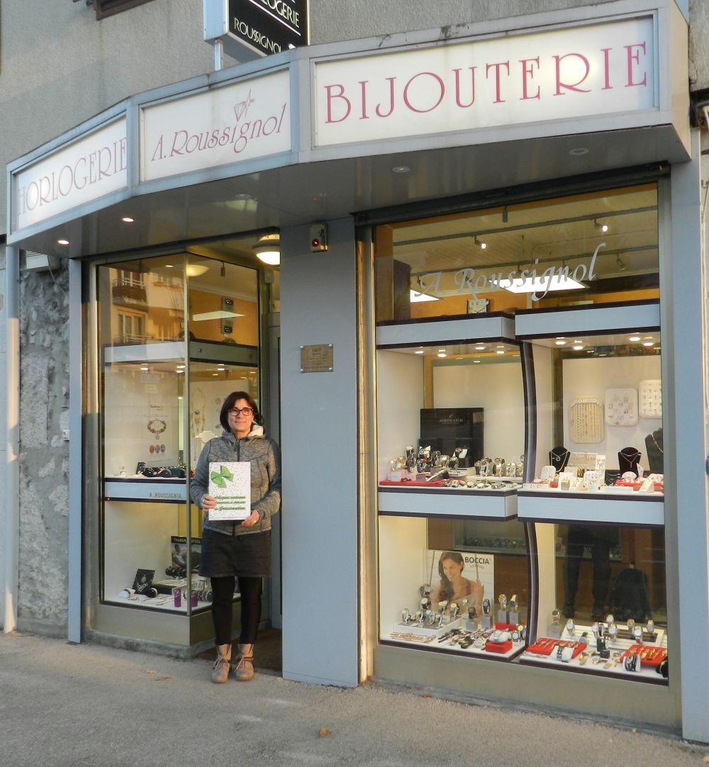 BIJOUTERIE ROUSSIGNOL - Saint Ismier