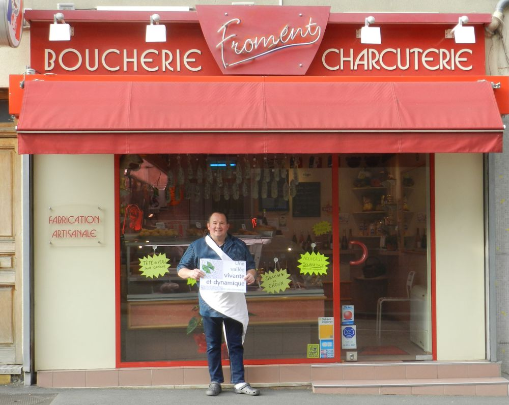 Boucherie FROMENT - Villard Bonnot
