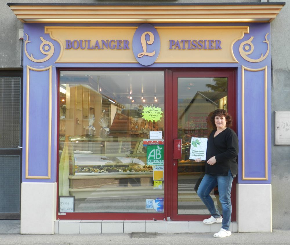Boulangerie LAZZAROTTO - Villard Bonnot