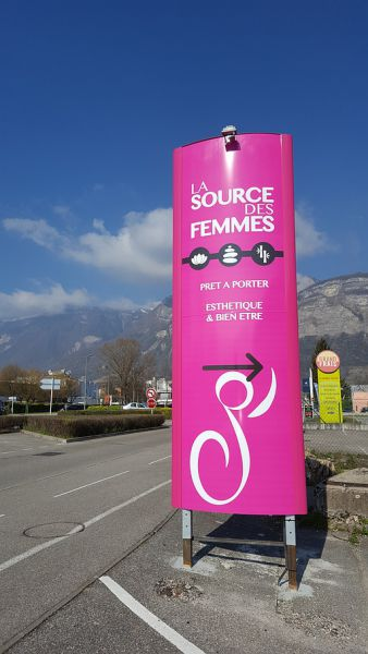 LA SOURCE DES FEMMES - Crolles