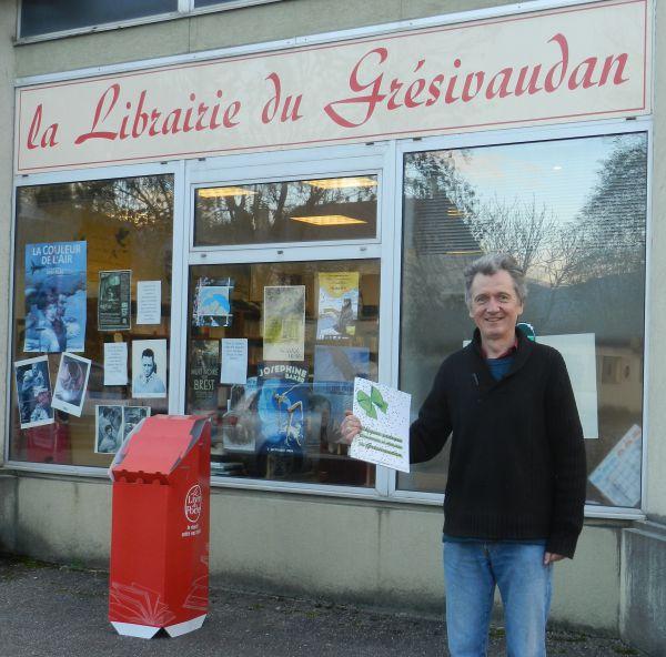 Librairie BEL YSERE et librairie du Grésivaudan - Pontcharra et Crolles