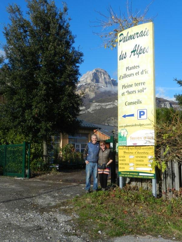 PALMERAIE DES ALPES - Saint-Nazaire les Eymes