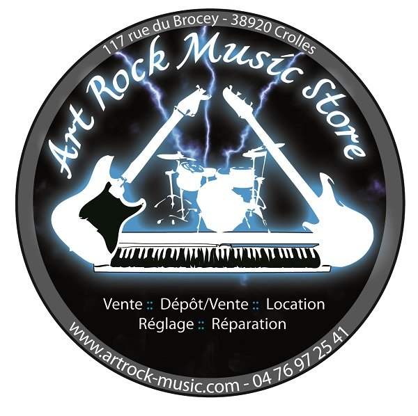 ART ROCK MUSIC STORE - Crolles